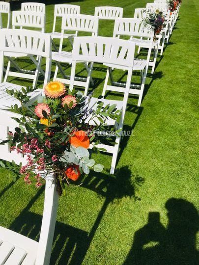 Bouquet de Chaise