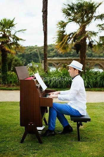 Artiste pianiste