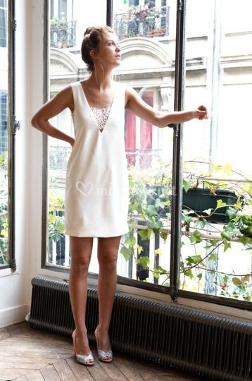 Enjoleuse - Robe civile