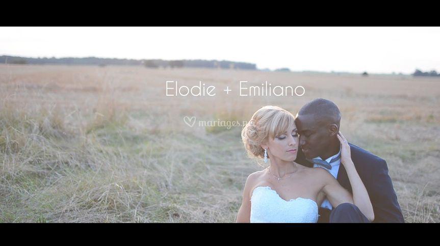 Affiche wedding film