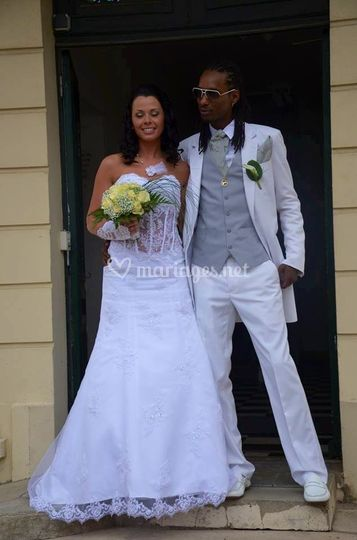 Costume mariage mon-tailleur