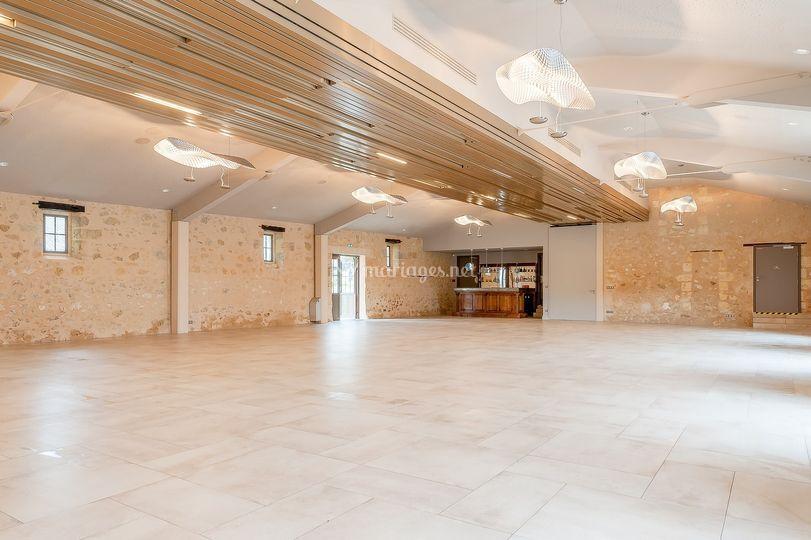Salle 300 m²