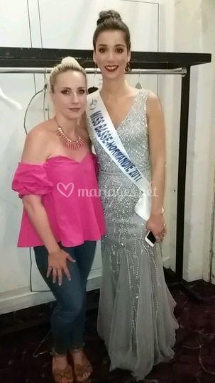 Election Miss Basse Normandie