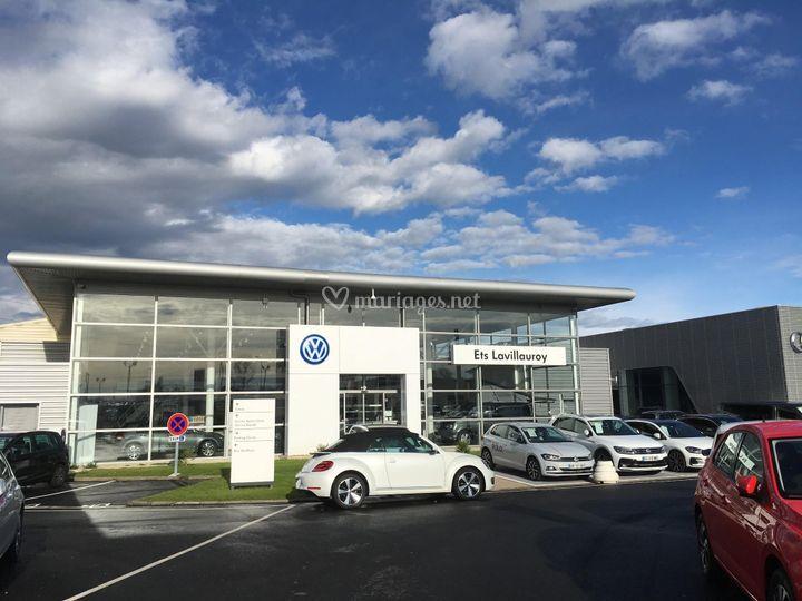 Volkswagen Rent - Lescar