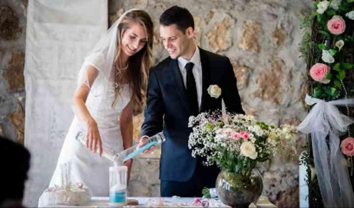 Le mariage des étoiles