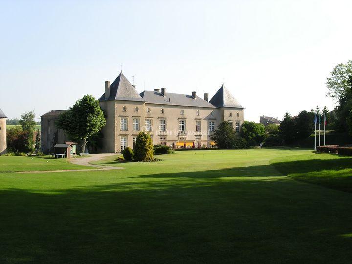 Restaurant du Garden Golf de Metz Technopôle