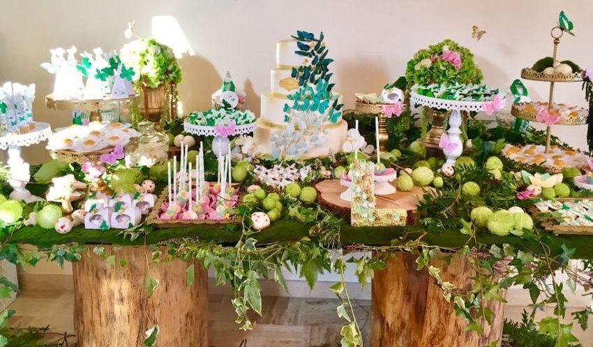 Papillons wedding