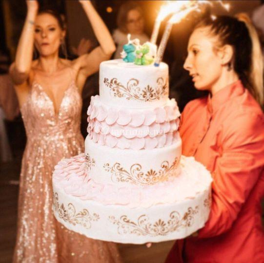 Wediing cake