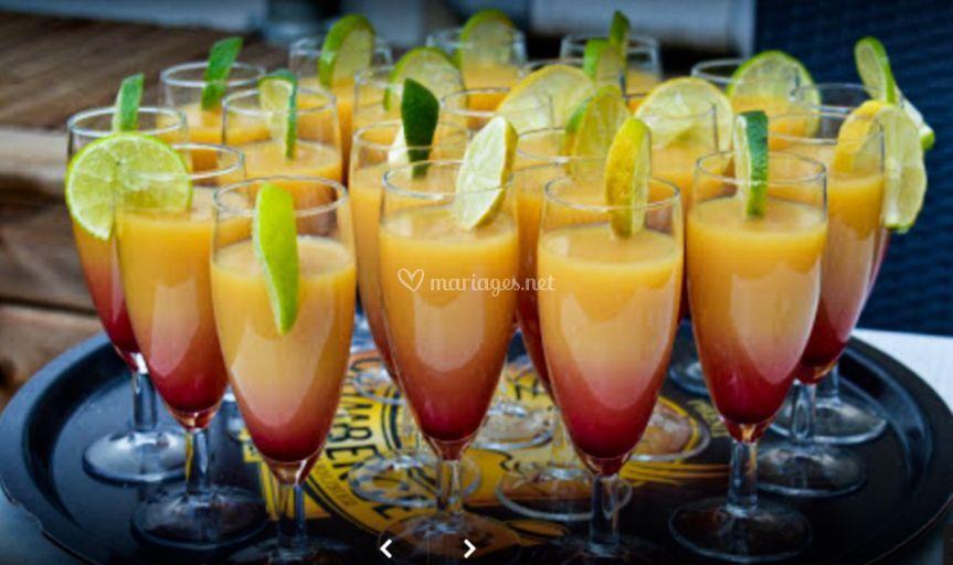 Formules cocktails