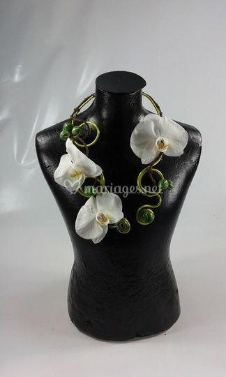 Bijoux floraux