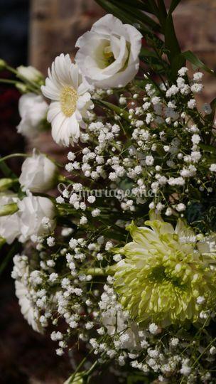 Parc décoration fleurs