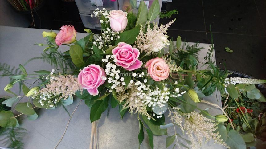 Fleurs Bonheur