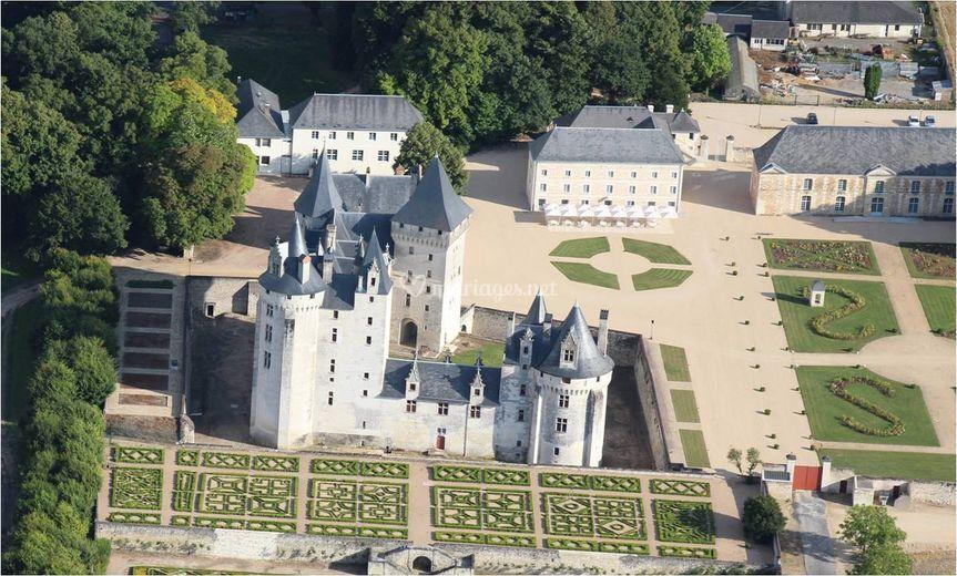 Château du Coudray Montpensier