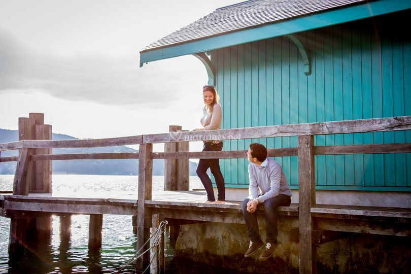 Séance d'engagement-Lac d'Anne