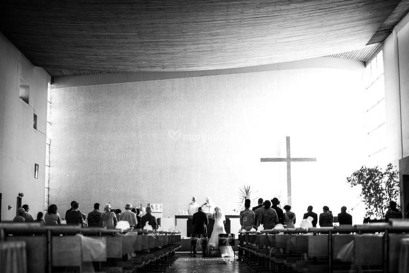 Cérémonie religieuse  Besancon