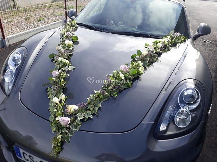 Decoration de voiture