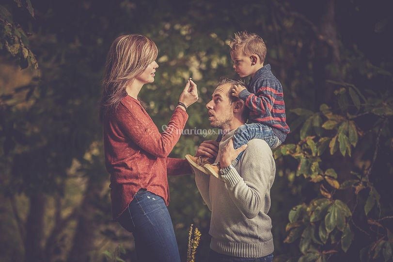 Reportage famille