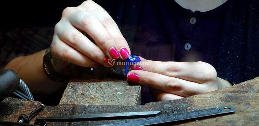 L'atelier du bijoutier