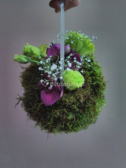"Bouquet ""sac design"""
