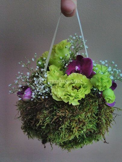 "Bouquet ""sac design"""