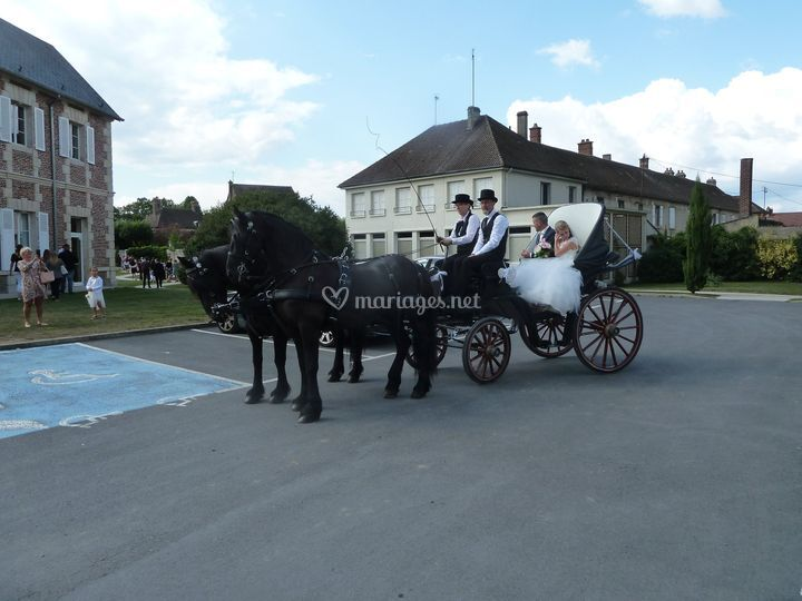 Mariage milord traditionnel