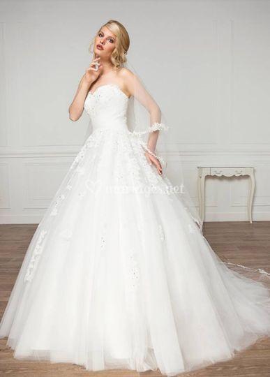 Collection robe de mariée
