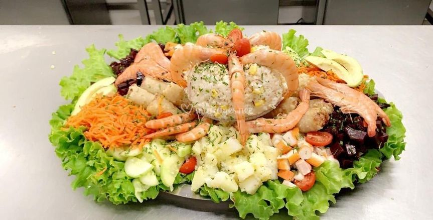 Salade compossées