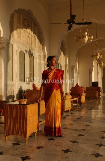 Inde palais Rajasthan