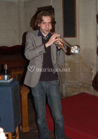 Un trompettiste