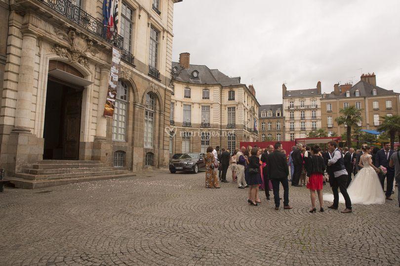 Mariage Rennes