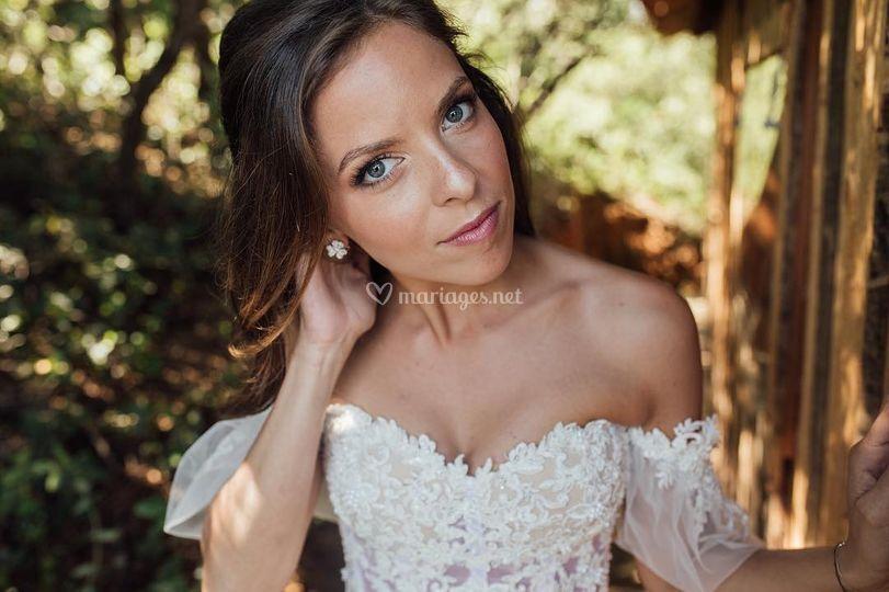 Maquilleuse: Manon Amiel