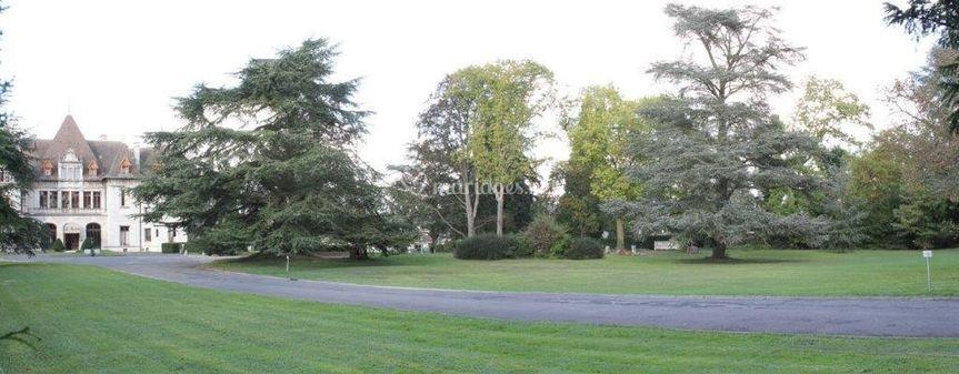 Parc du Manoir