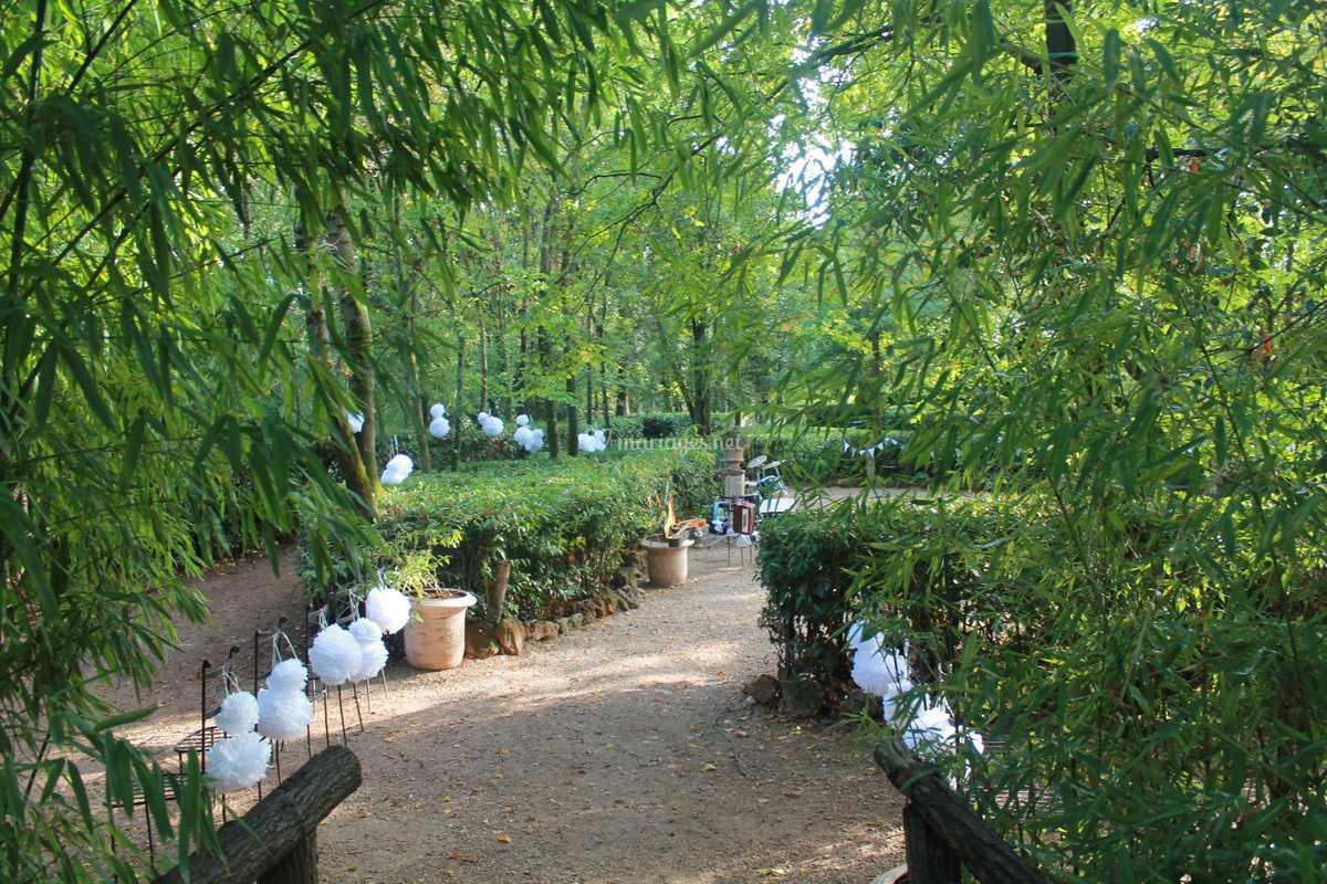 Le jardin romantique de Château de Saint-Martin | Photo 15