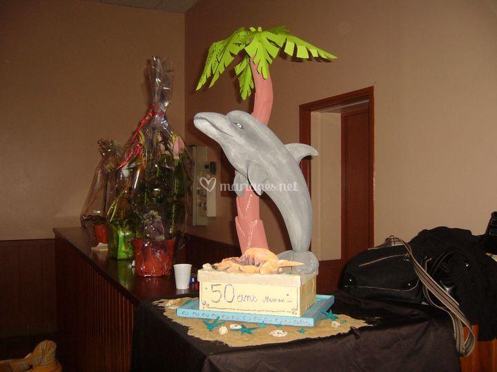 Urne dauphin