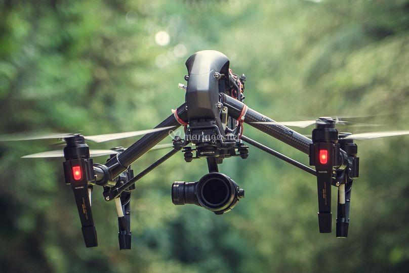 DRONE PRO AGRÉMENT DGAC