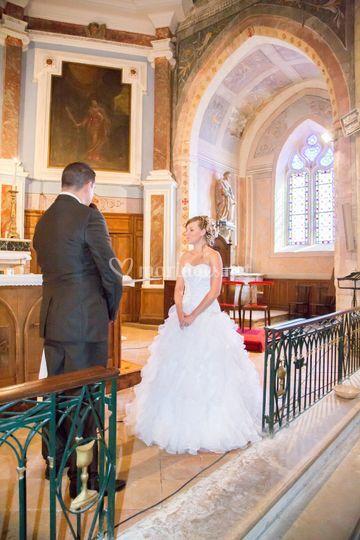 Mariage église