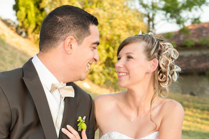 Mariage couple
