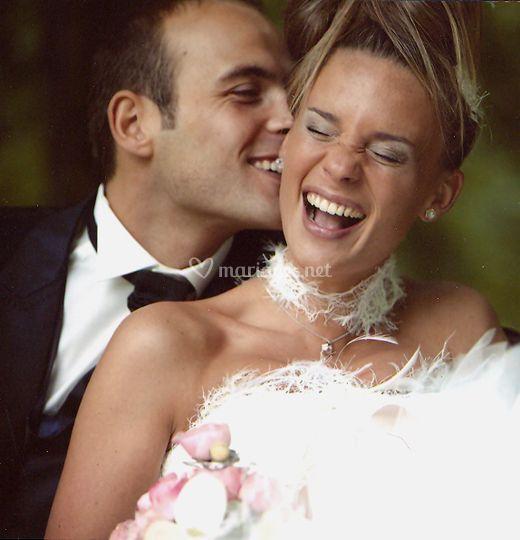 Une Mariée Eclatante