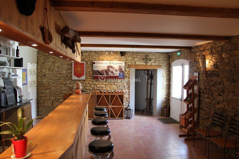 Bar auberge