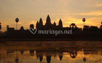 Laos Cambodge