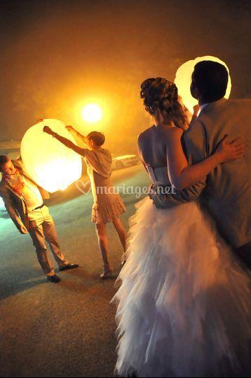 Place aux  lanternes