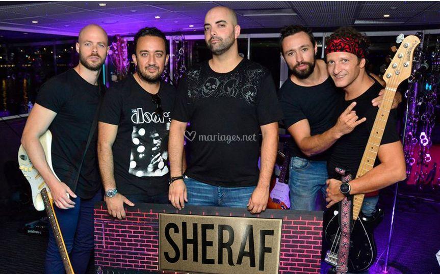 Sheraf Cover Band