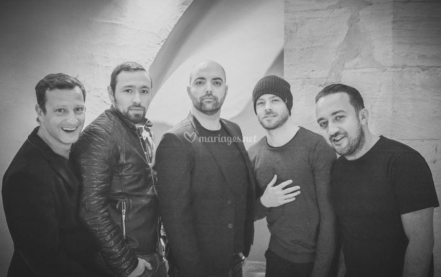 Photo du groupe 2018