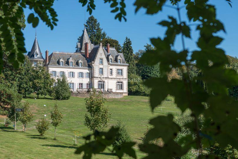Le Château de Saint Antoine