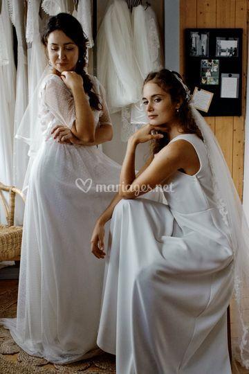 Éphéméride - Robes sur mesure