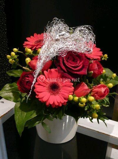 Bouquet Poivre Rose