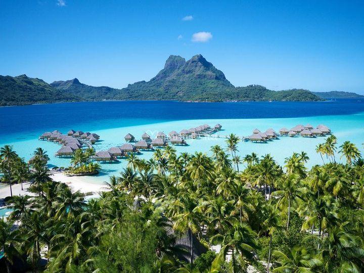 Bora Bora Pearl