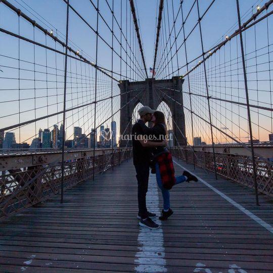 New York en amoureux...