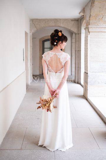 Maggy, robe sur-mesure