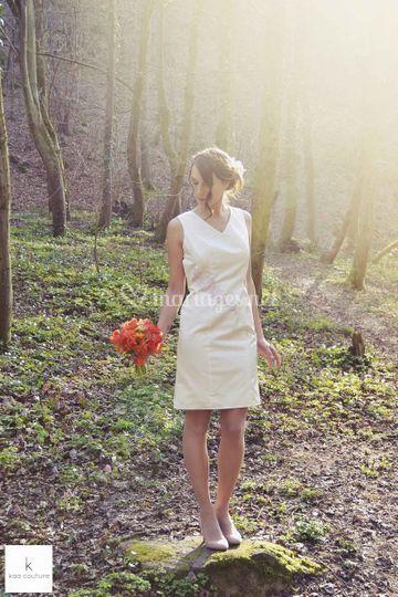 Kaa couture modèle dahlia
